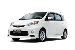 Senai Airport Car Rental Alza