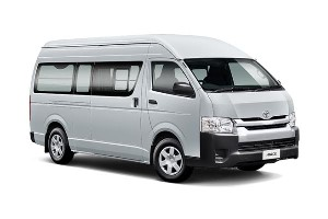Senai Airport Car Rental Hiace