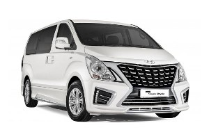 Senai Airport Car Rental Alphard